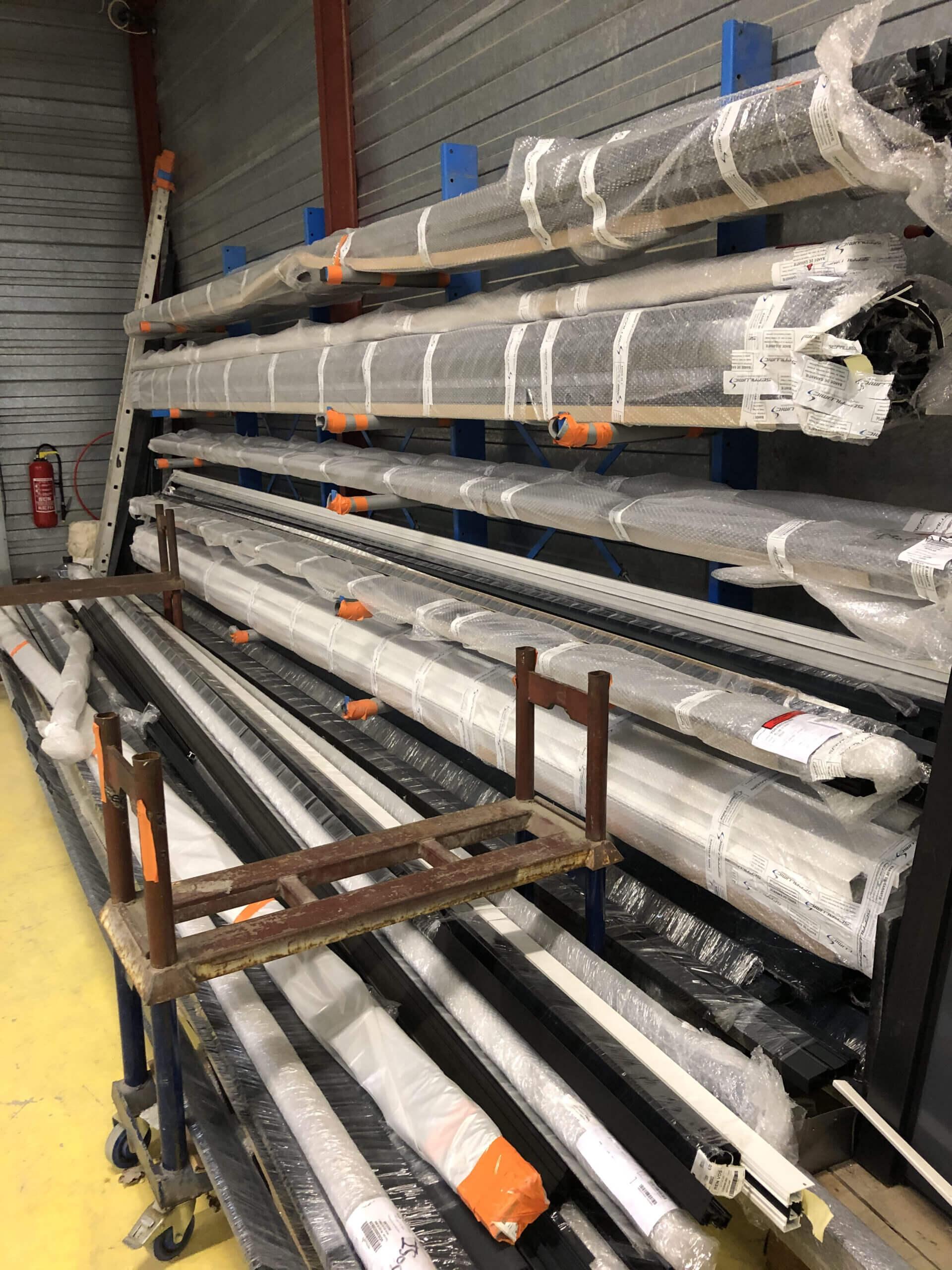 barre aluminium